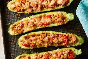 Zucchini Seasoned Stuffing (Fresh Gourmet)