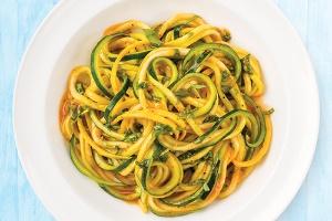 Zucchini Vinagrette Dressing (Wegman'S)
