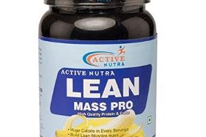 Active nutra lean mass pro banana, nutrex