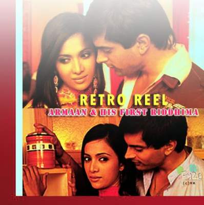 Retro Reel With Armaan & His First Ridhimma!
