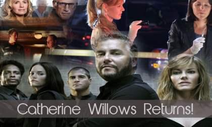 catherine willows returns CSI