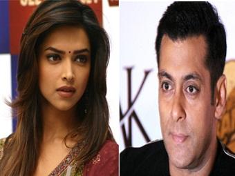 Deepika Padukone And Salman Khan