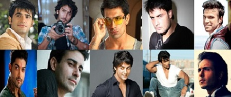 The Most Popular Men of Indian Television