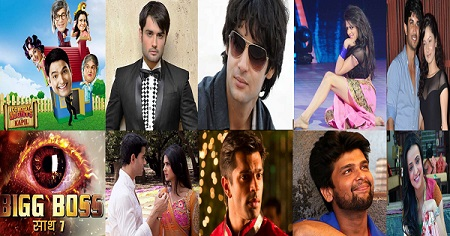 Television Actors Who Trended With Bolly Actors On Google