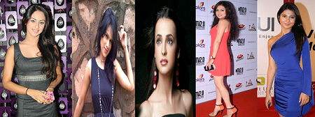 The Top Trendy Divas Of Indian Television
