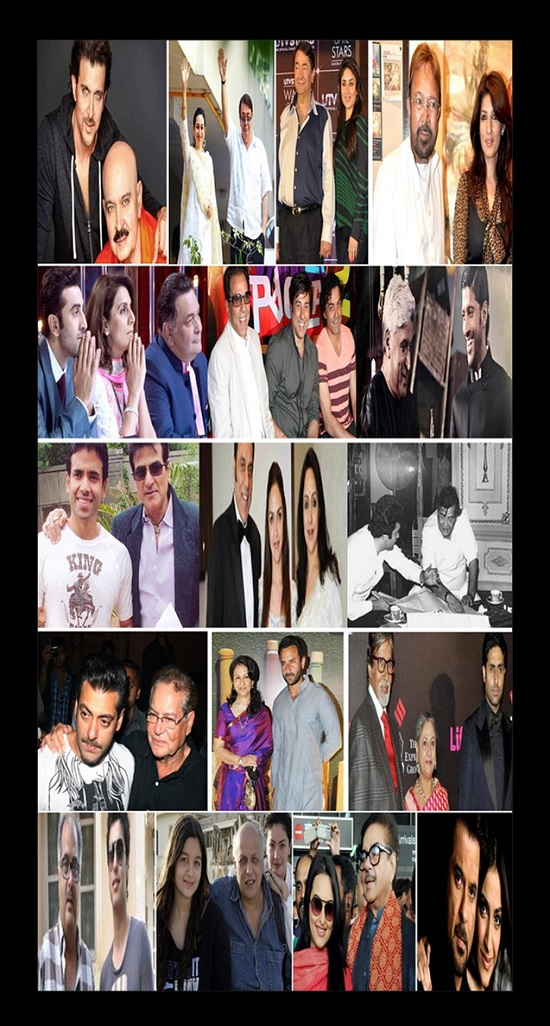 Bollywood Generations