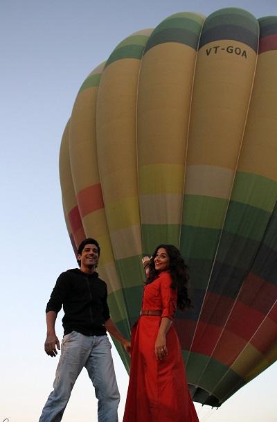 Farhan Akhtar and Vidya Balan