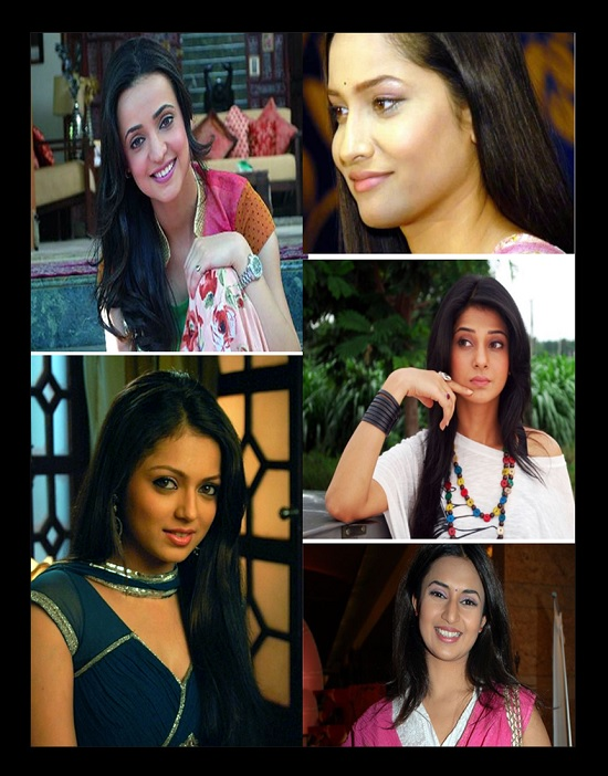 Top Five Ruling Divas Of Indian Television