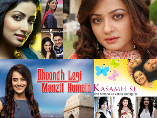 TV Actresses Successful In Bollywood