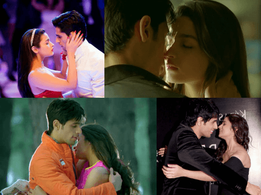 Kisses videos of bollywood