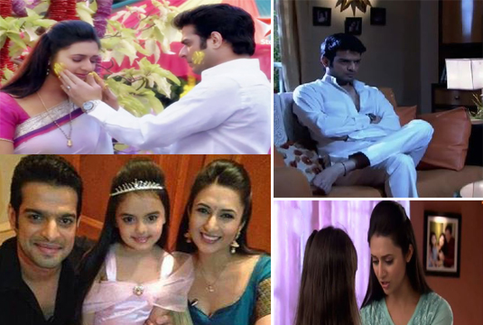 Yeh Hai Mohabbatein - Raman And Ishita's First Kiss - Fuzion