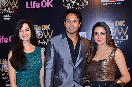 Iqbal Khan, Viraf Patel, Mohit Raina, Shraddha Arya In Life OK Now Awards – In Pics