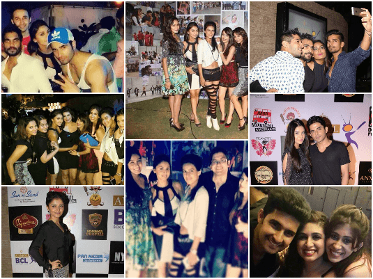 TV Celebs At The BCL Success Party – In Pics