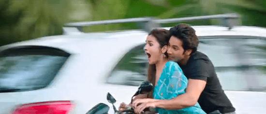 Varun and Alia In Humpty Sharma Ki Dulhaniya