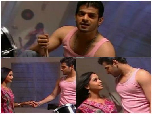 Karan Patel as Robbie from Kasturi