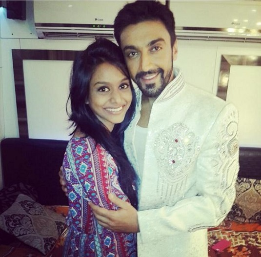 Ashish Chowdhry And Rachana Parulkar