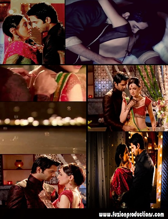 Arnav and Khushi - Dori Scene