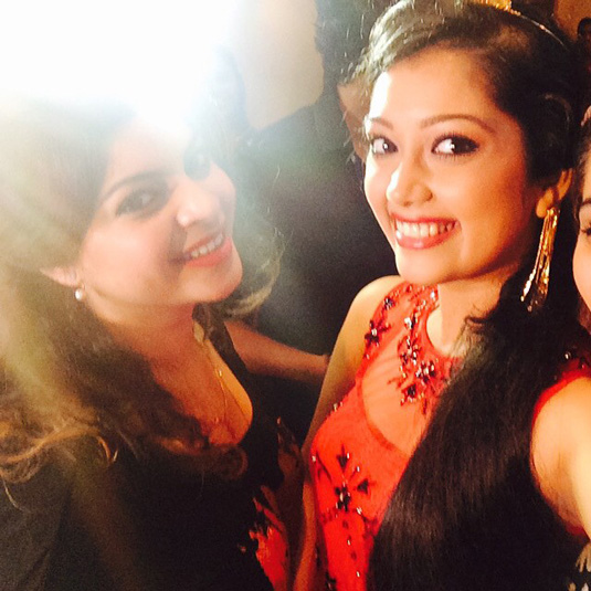 Sneha Wagh and Digangana Suryavanshi