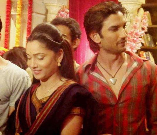 Pavitra Rishta's Wrap Up Day : Sushant Singh Rajput, Ankita ...