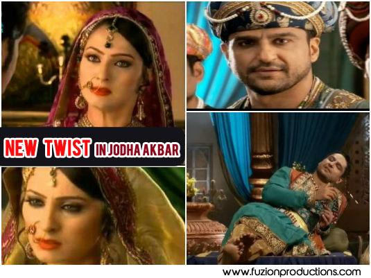 New Twist in Jodha Akbar