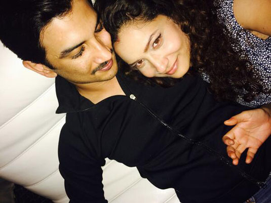 Sushant Singh Rajput And Ankita Lokhande's Romantic Clicks - In ...