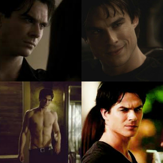 Ian Somerhalder : Seven Reasons Why He Stands Out as Damon Salvatore