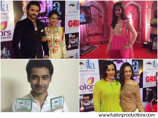 Ashish Sharma, Harshad Arora, Preetika Rao, Sanjeeda Sheikh Grab Major Awards At ITA 2014