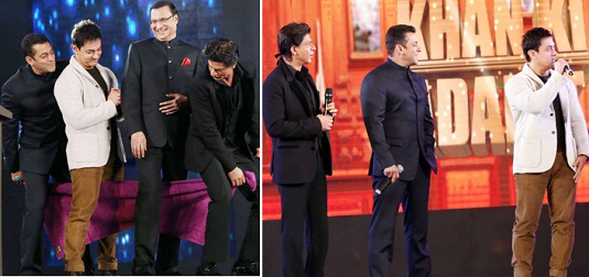 Bollywood's Biggest Khans
