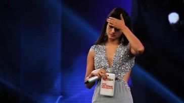 Gauahar Khan In India's Raw Star