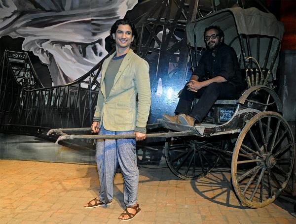 Sushant Singh Rajput And Dibakar Banerjee