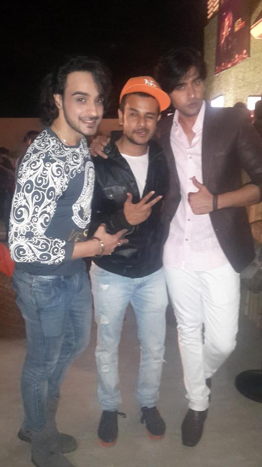 Angad , Jay Soni and Shashank Vyas