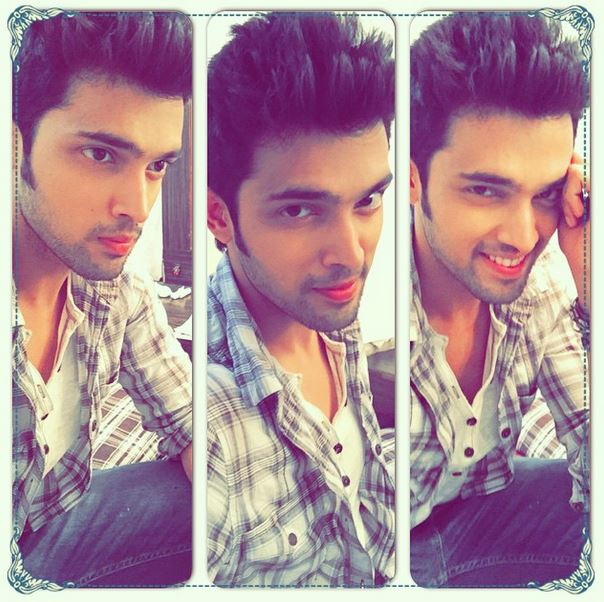 Latest TV Hero - Parth Samthaan