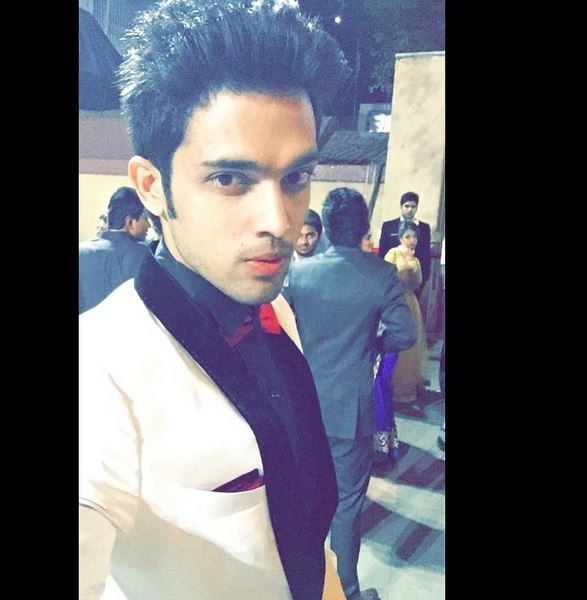 TV Actor Parth Samthaan