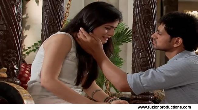 Radhika Madan And Shakti Arora as Ishaani and Ranveer