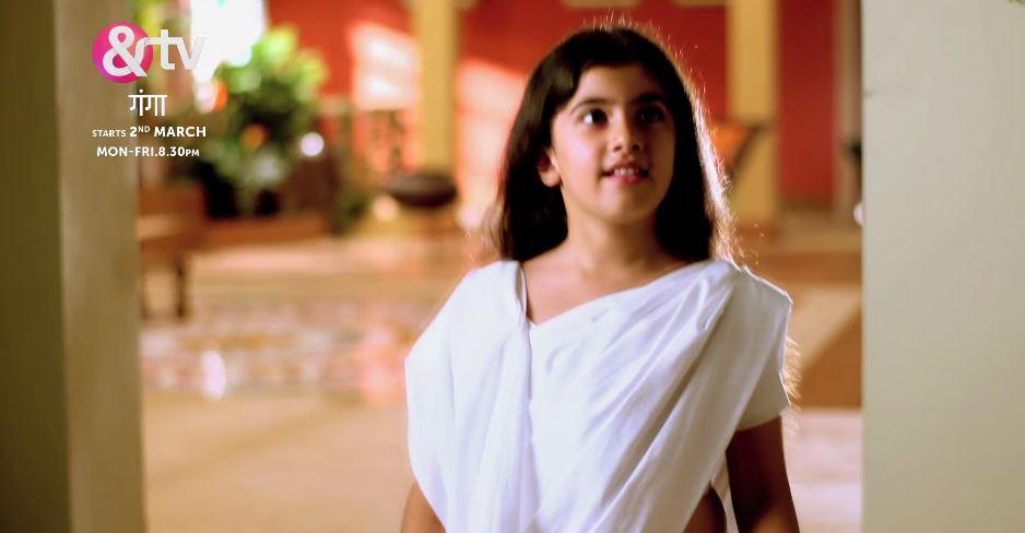 Ruhana Khanna As Gangaa