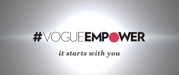 Vogue's Empower Moment