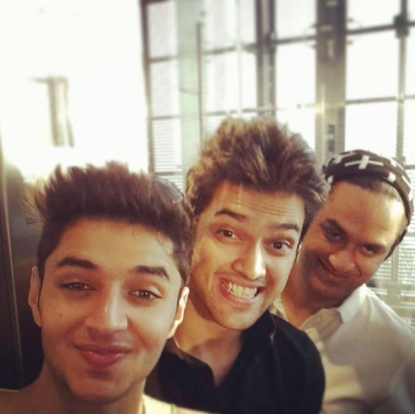 Parth With Vikas Gupta and Siddharth Gupta