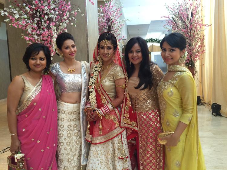 rishina khandari tv seriel shoot