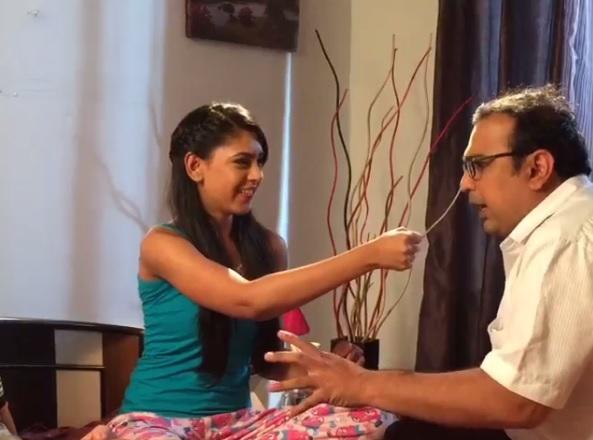 Nandini Murthy And Venkatesh Murthy