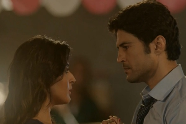 Rajeev And Kritika As Kabir And Ananya