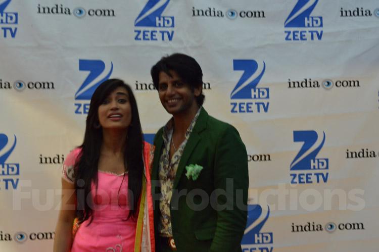 Karanvir Bohra and Surbhi Jyoti