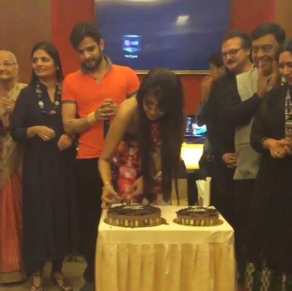 Ankita Bhargava, Karan Patel, Rashesh Patel, Abhay Bhargav And Kiran Bhargava