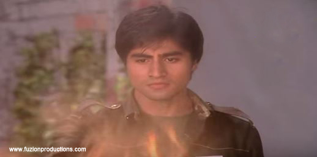 Harshad Chopda In Left Right Left