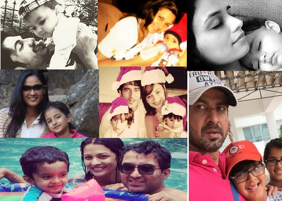 TV Actors With Children