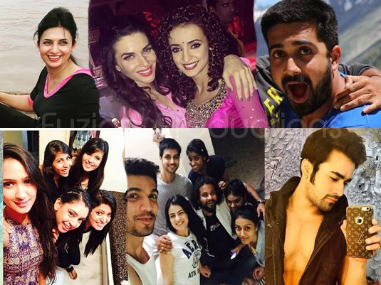 TV Actors Insta Updates