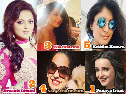 TV Actresses - 5 Actresses Of TV Who Can Get Into Bollywood