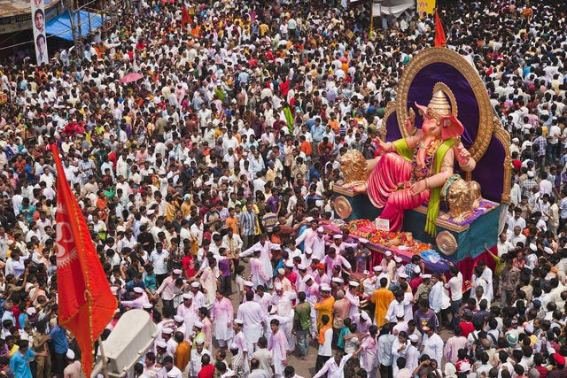 Mumbai And Ganpati : 5 Things About The City And The Festival You Didn't Know Before!