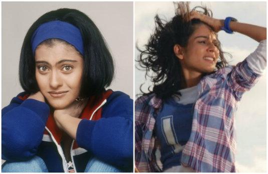 Aneri Vajani As Anjali Of Kuch Kuch Hota Hai