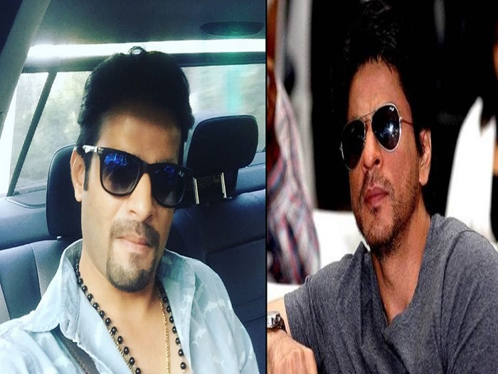 Karan Patel And Shahrukh Khan