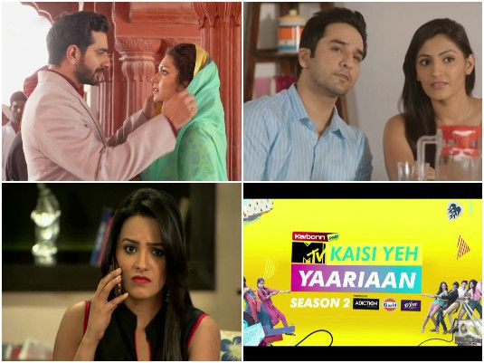 Indian TV : 6 Happening Not Happening Shows